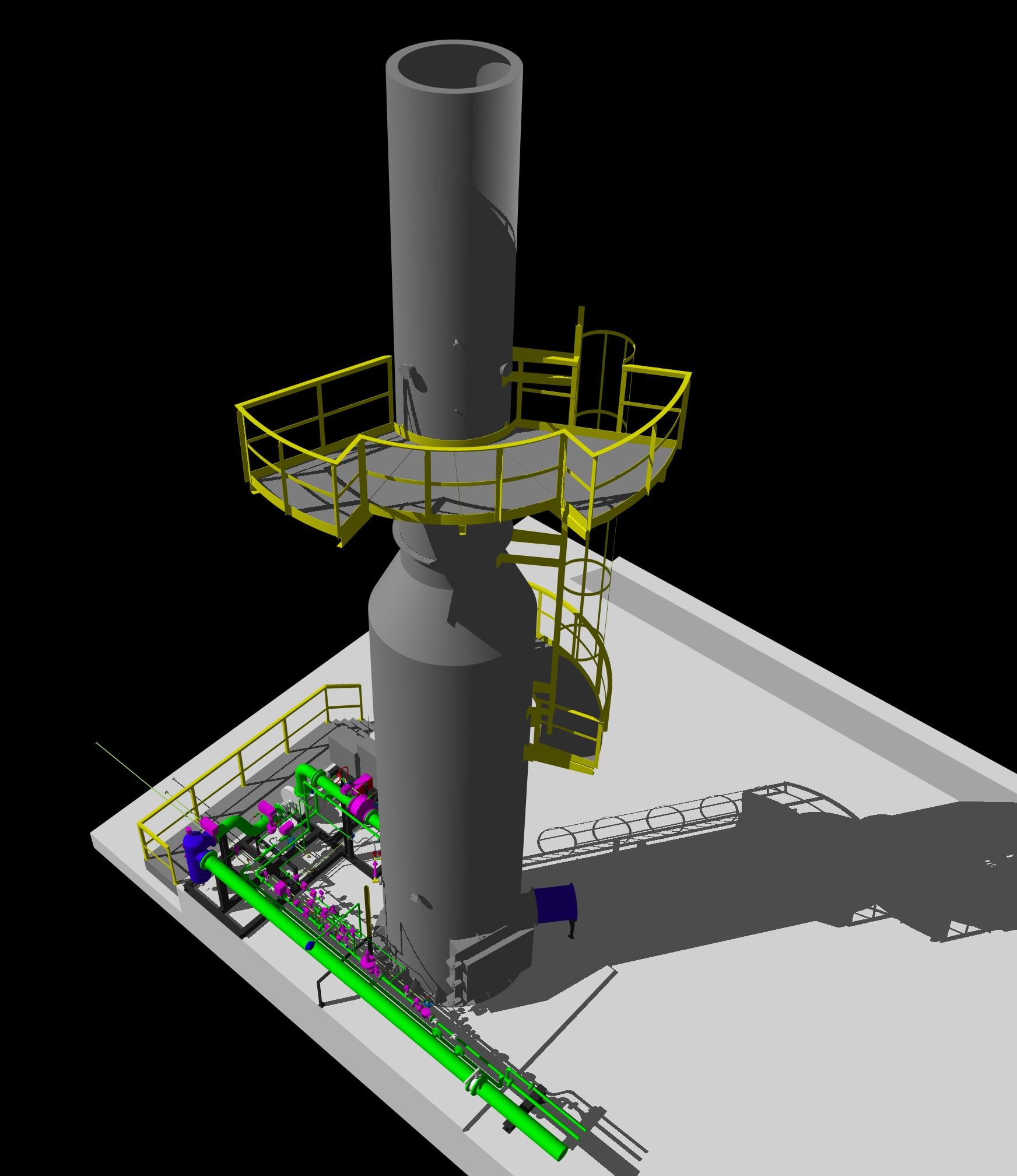 Imagem de Projetos Industriais