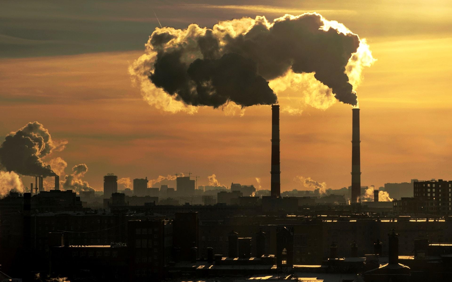 Tratamento Emissões Atmosféricas